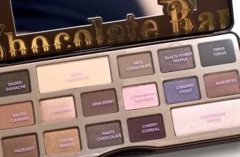 Too Faced Chocolate Bar – Ögonskugga i choklad